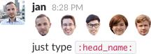 My Slack Emoji demo